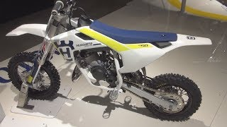 10. Husqvarna TC 50 (2017) Exterior and Interior