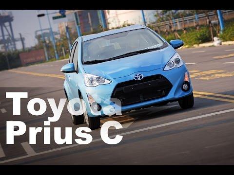 節能小精靈2015 Toyota Prius C