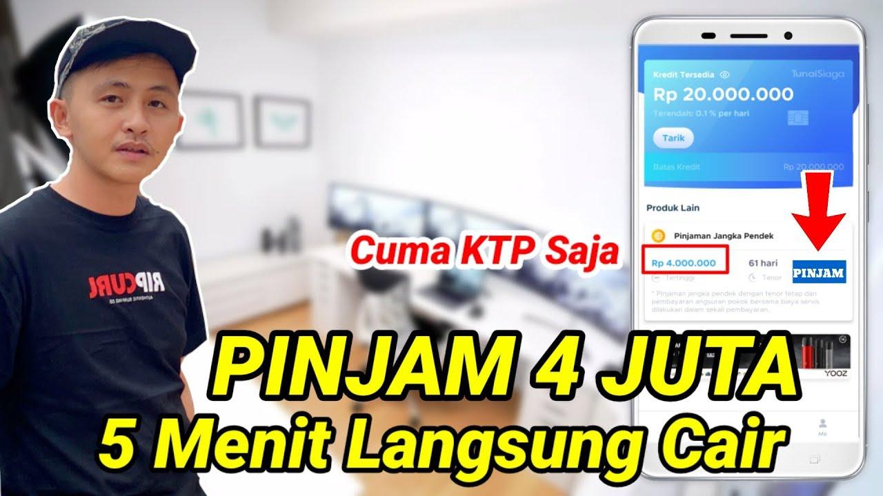 Aplikasi Tercepat Pinjaman UANG ONLINE Terbukti Langsung ...