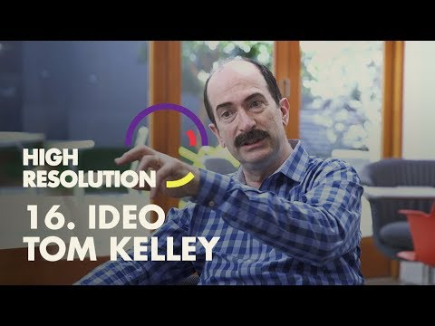 Why Tom Kelley of IDEO is the ultimate disciple of 'design thinking'