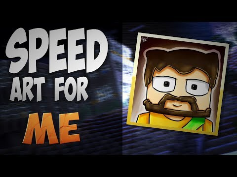 Speed-Art[25]For Me!!!