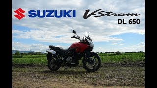 2. 2009 Suzuki V Strom DL 650 Full Review, Sonido, Ride, Fly by, Sound, Opinión Personal