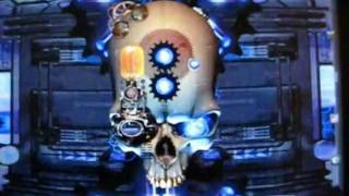 Steampunk Skull Live Wallpaper YouTube video