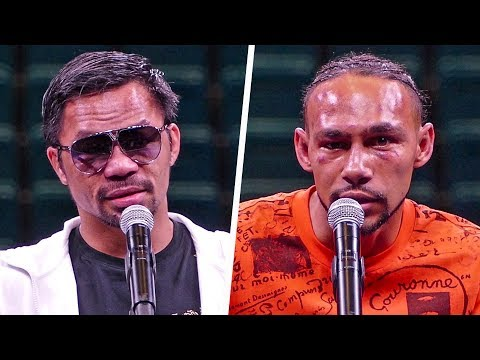 Manny Pacquiao vs. Keith Thurman FULL POST FIGHT PRESS CONFERENCE | Fox PBC Boxing