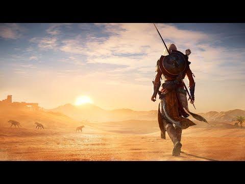 Прохождение Assassin's Creed Origins (Истоки) — Мой геймплей с презентации в Лондоне