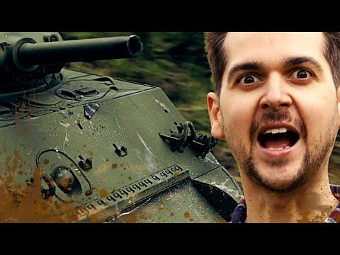 WE DRIVE TANKS - World of Tanks Challenge (Live Action)