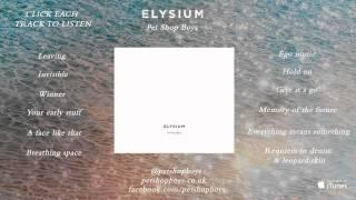 Pet Shop Boys: Elysium -Official album sampler