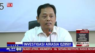 Download Video Breaking News: KNKT Rilis Hasil Investigasi Jatuhnya AirAsia QZ8510 MP3 3GP MP4