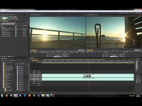 Introduction to Premiere Pro CS5.5