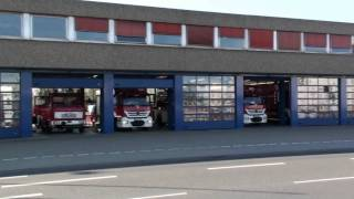 Video 2x HLF30/20 + RW2 BF Mannheim Feuerwache Nord MP3, 3GP, MP4, WEBM, AVI, FLV Oktober 2017