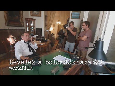 Levelek a bolondokházából - werkfilm