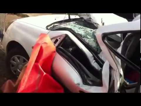 Cenaze yolunda Trafik kazası 2 Ölü