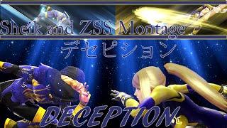 【SSB4】 Deception: A Sheik and Zss Montage