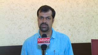 Sandip Mishra Editor in Chief, News World Odisha National Media Conclave 2017 - Interview