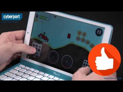 Kurio Smart 2in1 Kinder-Tablet im Test I Cyberport