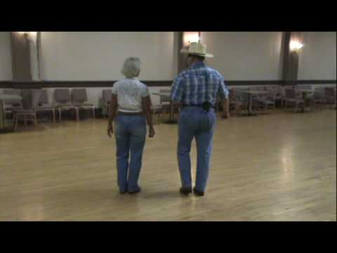 Country Line Dance- Walk Steps