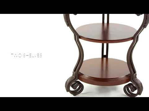 Nestor T517-7 Chair Side End Table
