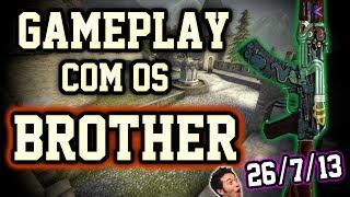 [CS:GO] GAMEPLAY DOS BROTHER #01 - GALINA OU GATINERO?