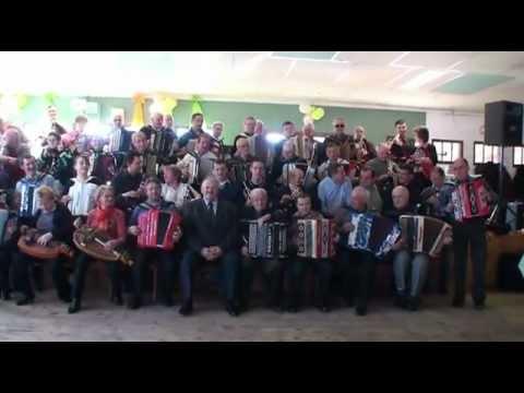margeride - BANQUET des MUSICIENS AUBRAC MARGERIDE MARCEL PELAT Février 2013.