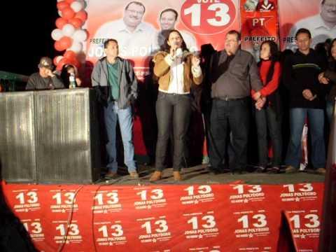 Amanda da Lotérica PT 13.000 - Roseira da Todos Nós!!! Vote 13