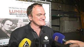Lumiere Film Festivali'nde Quentin Tarantino rüzgârı