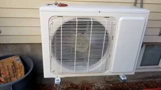 Video American Standard / Trane Mini-Split Condenser VIBRATING MP3, 3GP, MP4, WEBM, AVI, FLV Agustus 2018