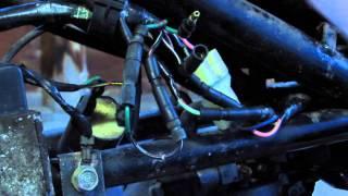 10. Honda TRX90 quad part 3