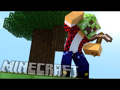 Minecraft эпичные полёты кубомирное выживание 11 майнкрафт видео