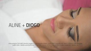 Aline + Diogo