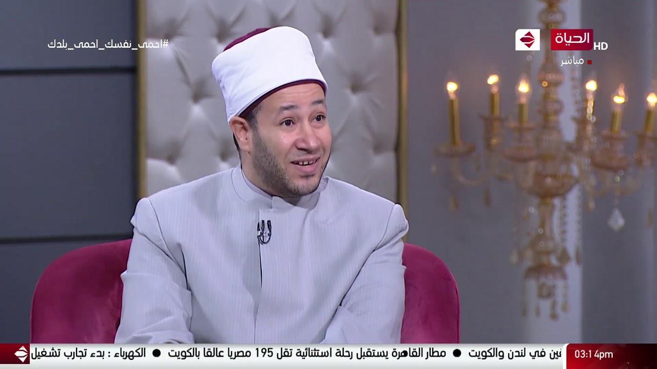 """الدنيا بخير - د. محمد عبد السميع : سيدنا عبد الرحمن بن عوف """"لو رفع حجرا لوجد تحته ذهبا """""""