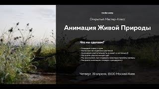 Анимация Живой Природы