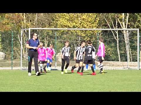 Critérium U13 Entente FSL/Valdo FC. Match entre nos deux équipes !