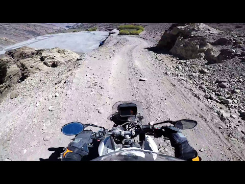 Nepal on a Triumph Tiger 800