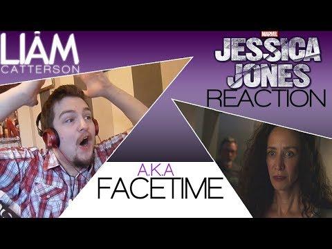 Jessica Jones 2x06: AKA Facetime Reaction