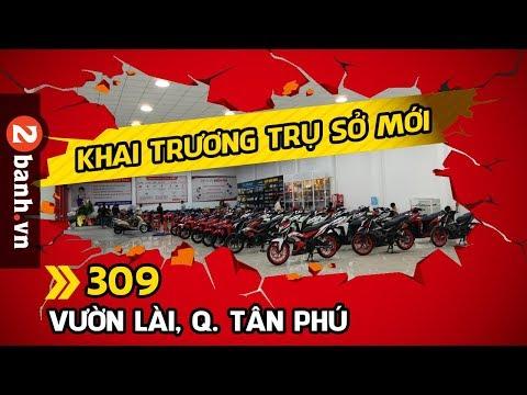 SHOP2BANH - Khai trương trụ sở mới tại 309 Vườn Lài Tân Phú TPHCM - Thời lượng: 26 phút.