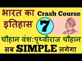 History Of Chauhan Rajput  Indian history for for ssc  bank other gov exam waptubes