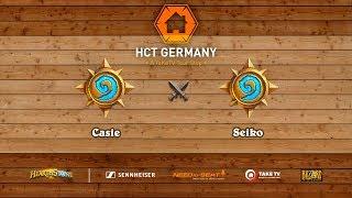 Seiko vs Casie, game 1