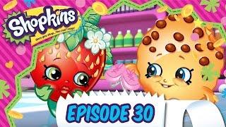 Shopkins Cartoon - Episode 30