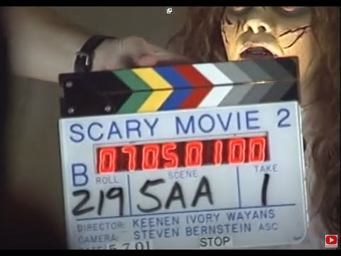 Scary movie 2  behind the scenes (Part1)