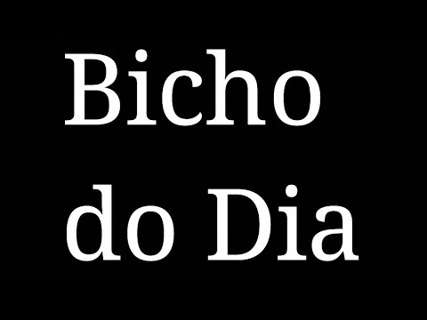 Palpite Jogo do Bicho 20-01-2019