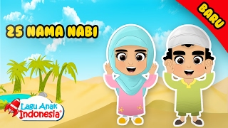Nama Nama Nabi - Lagu Anak Islami - Lagu Anak Indonesia