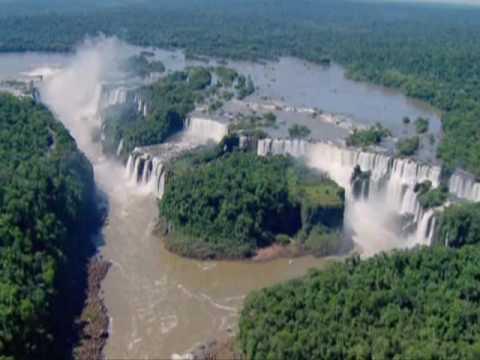 Cataratas do Iguaçu   Uma das sete Maravilhas Naturais