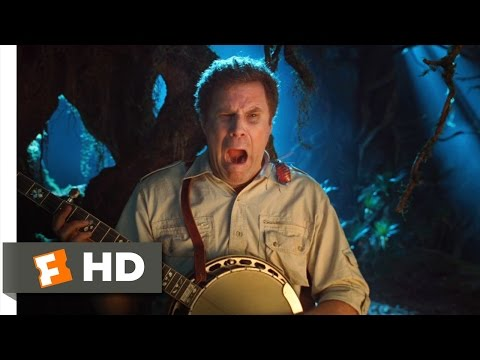 Land of the Lost (8/10) Movie CLIP - Prehistoric Mosquito (2009) HD