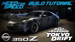 Nonton Need for Speed 2015 | Tokyo Drift DK Takashi's Nissan 350Z Build Tutorial | How To Make Film Subtitle Indonesia Streaming Movie Download