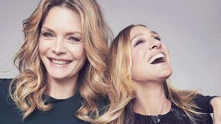Video Sarah Jessica Parker and Michelle Pfeiffer - Actors on Actors (Full Video) MP3, 3GP, MP4, WEBM, AVI, FLV Maret 2018