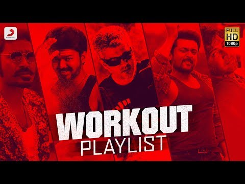 Download Workout Playlist Jukebox | Tamil Motivational Songs | Tamil Workout Mix | Tamil Songs 2018 HD Mp4 3GP Video and MP3