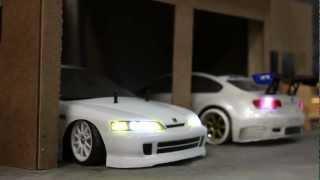Drift Techniques (R/C Cars!)