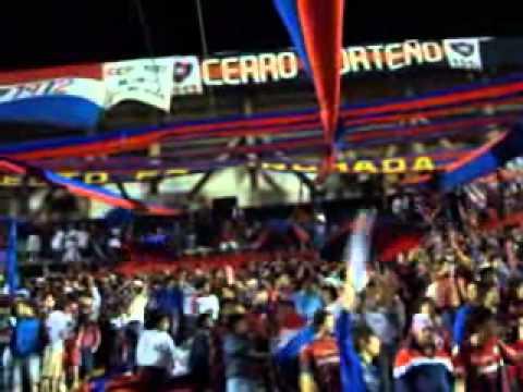 Video - Esto es Hinchada - CERRO PORTEÑO - La Plaza y Comando - Cerro Porteño - Paraguay