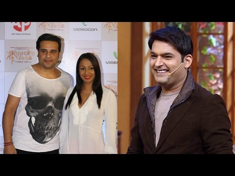 Krishna Abhishek Coming With A New Comedy Show To Challenge Kapil