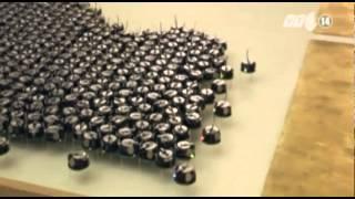 VTC14_Mỹ Giới Thiệu đàn Robot Kilobots Với 1.024 Con